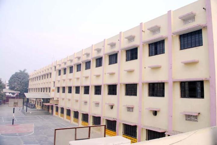 Rani Laxmi Bai Memorial School-School Campus