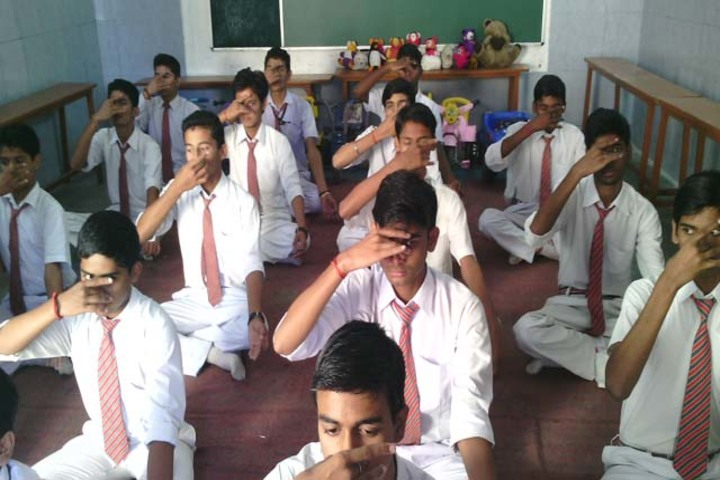Rani Laxmi Bai Memorial School-Yoga