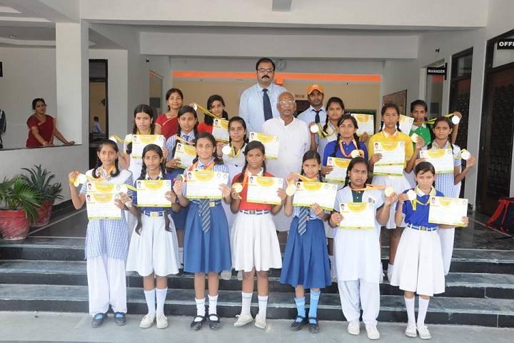 Rashtrakavi Maithili Sharan Gupt Public School-Certification