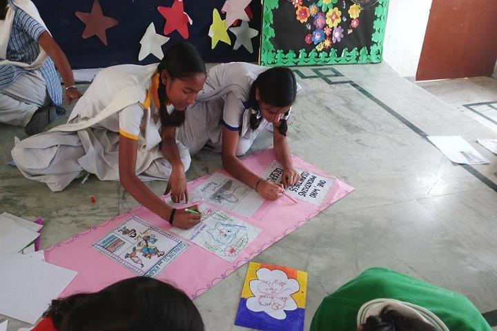 Rashtrakavi Maithili Sharan Gupt Public School-Drawing