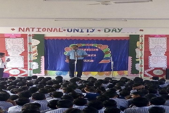 Rashtrakavi Maithili Sharan Gupt Public School-Speech