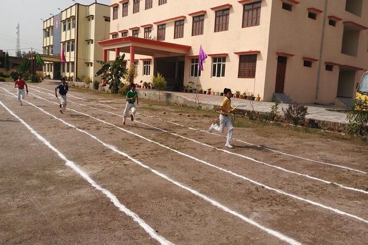 Rashtrakavi Maithili Sharan Gupt Public School-Sports Day