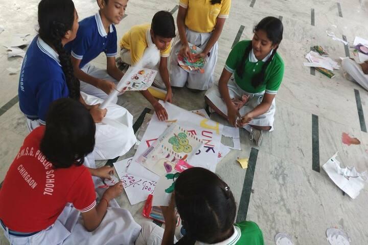 Rashtrakavi Maithili Sharan Gupt Public School-Activity