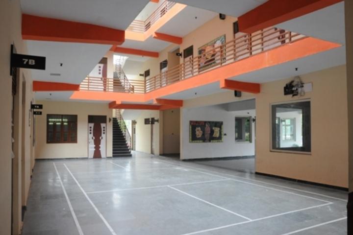 Rashtrakavi Maithili Sharan Gupt Public School-Building