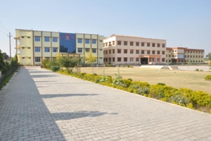 Rashtrakavi Maithili Sharan Gupt Public School-Campus