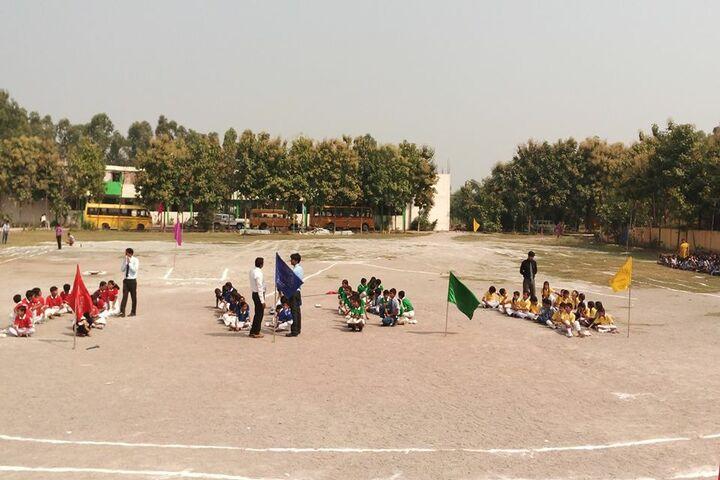 Rashtrakavi Maithili Sharan Gupt Public School-School Ground