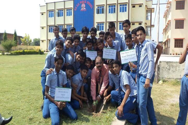 Rashtrakavi Maithili Sharan Gupt Public School-Plantation