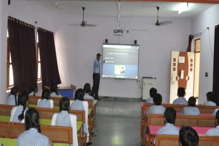 Rashtrakavi Maithili Sharan Gupt Public School-AV Room