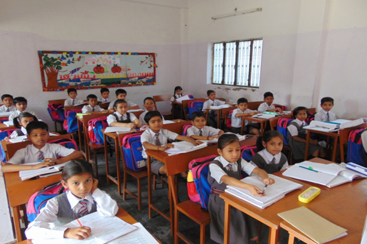 Rasphil Academy-Classroom