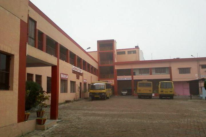 Ravi Childrens Academy-Campus