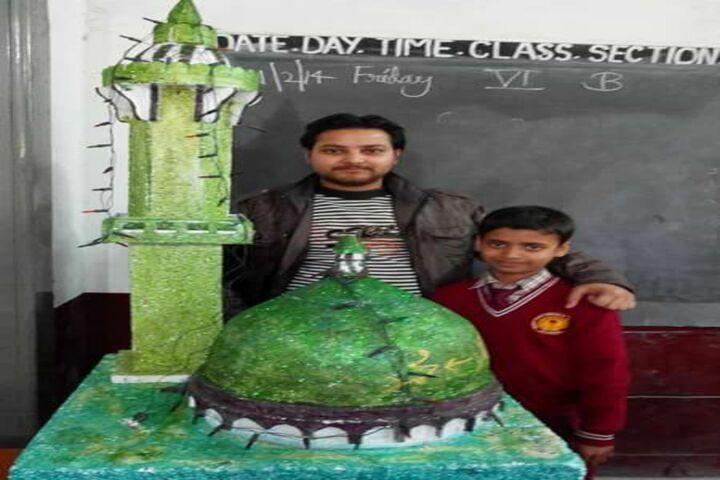 Ravi Childrens Academy-Science Fair