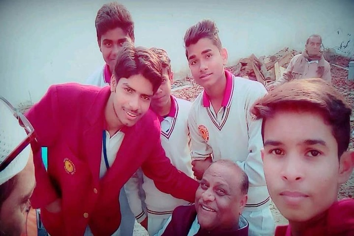 Ravi Childrens Academy-Students