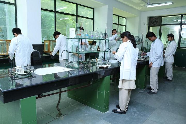 Rbs Public School-Chemistry Lab