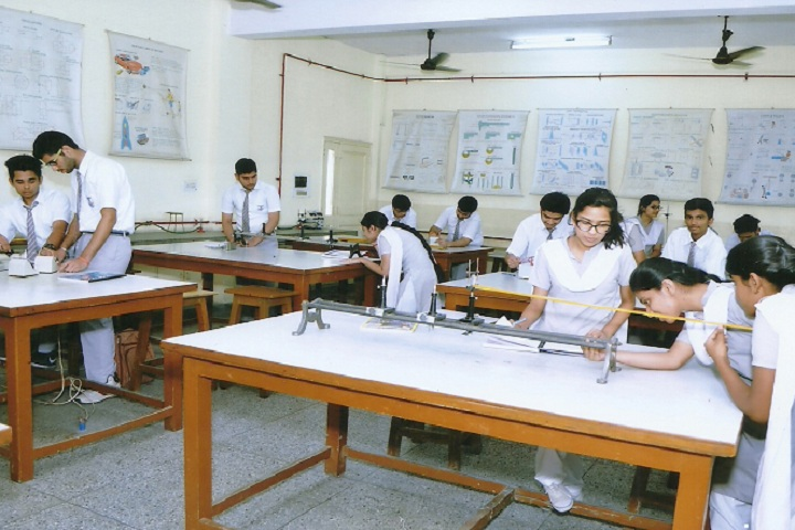 Rbs Public School-Physics Lab