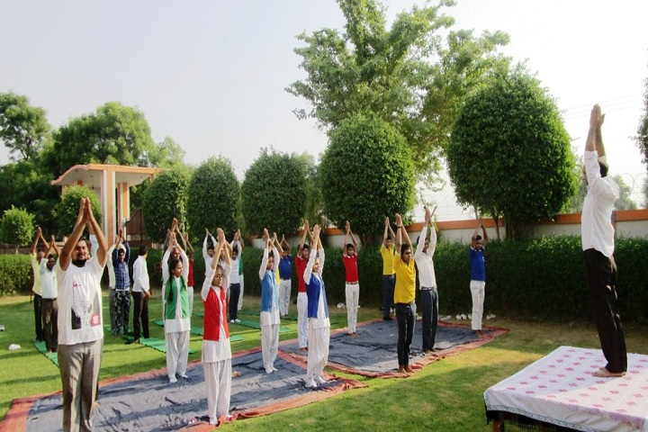 Rbs Public School-Yoga