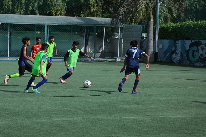 Chitkara International School-Games
