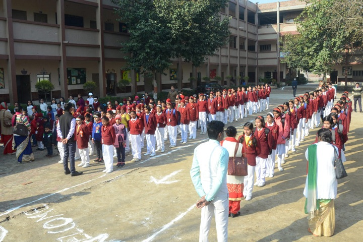 Red Rose Public School-Assembly