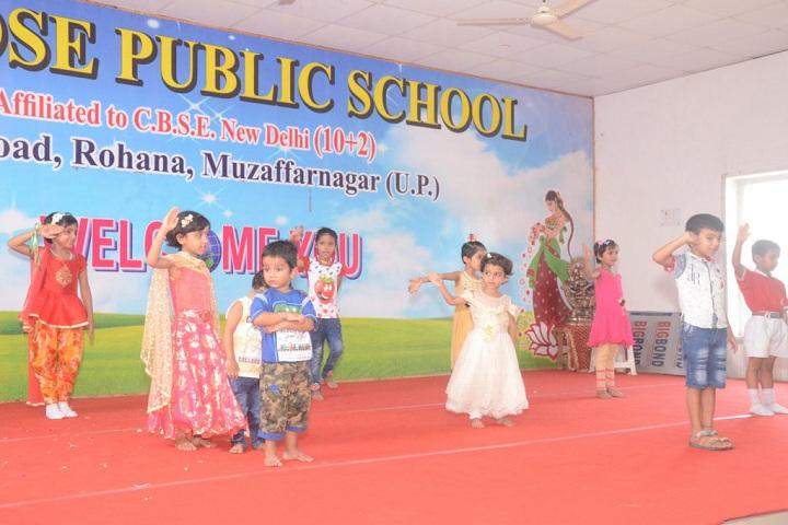 Red Rose Public School-Event