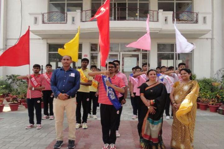 Red Rose Senior Secondary School-Council Members