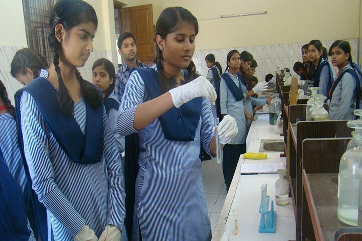 Red Rose Senior Secondary School-Chemistry Labs