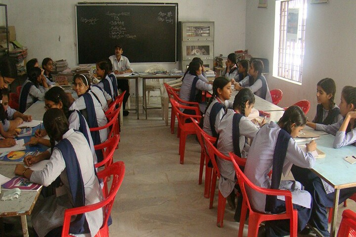Red Rose Senior Secondary School-Maths Labs