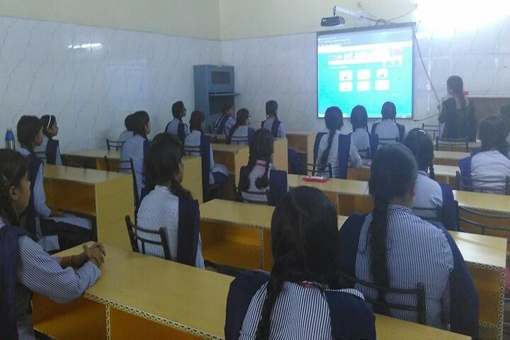 Red Rose Senior Secondary School-Smart Class