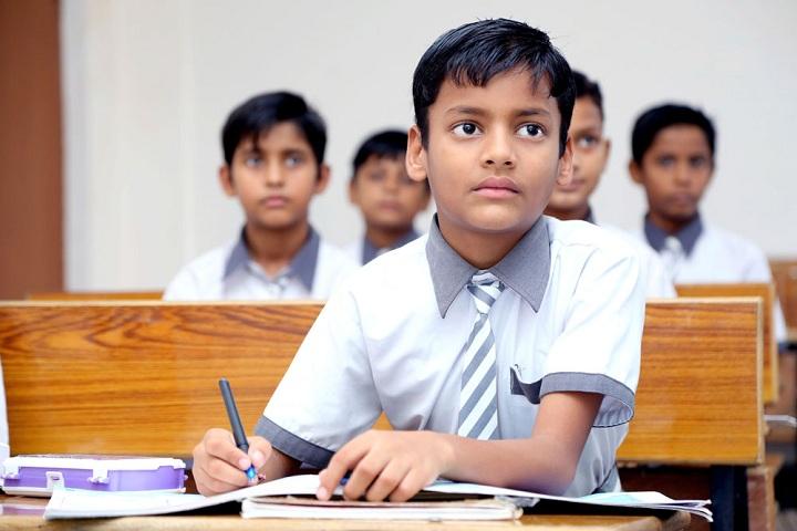 Rediyent Public School- class room