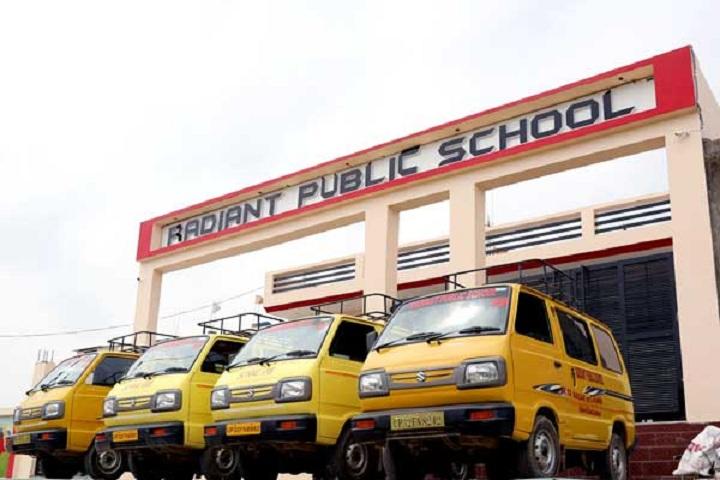 Rediyent Public School- transport