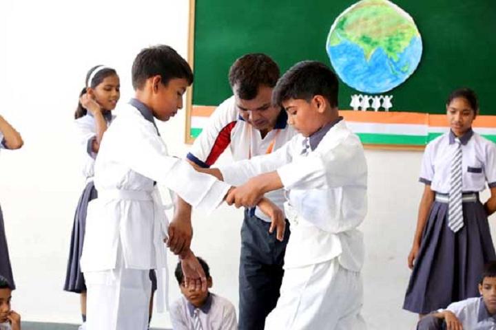 Rediyent Public School-karate