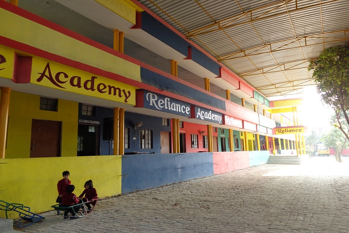 Reliance Academy- Infrastructure