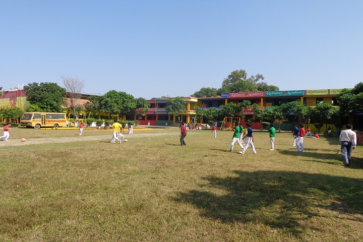 Reliance Academy- Play ground