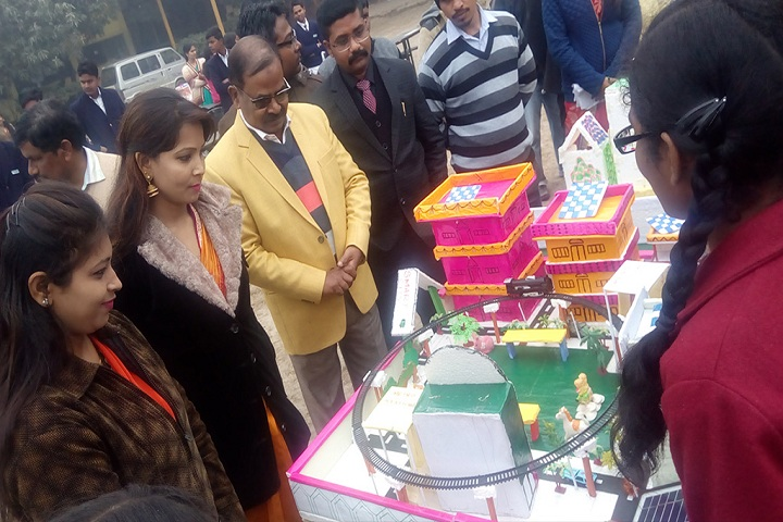 Reliance Academy-Science exhibition