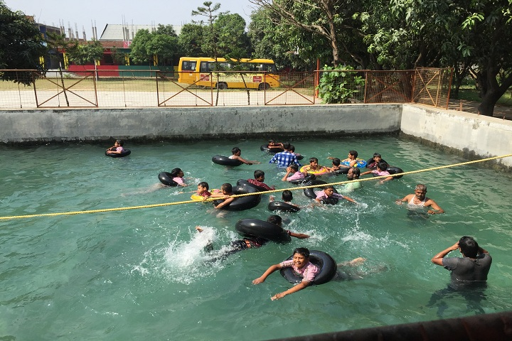 Reliance Academy-Swimming