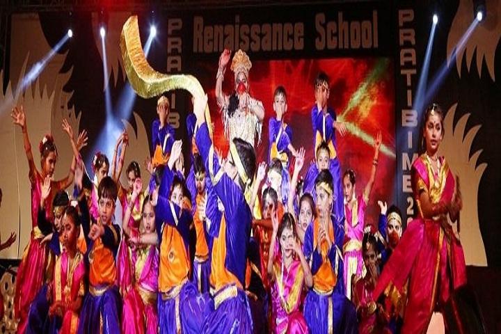 Renaissance School-Annual day