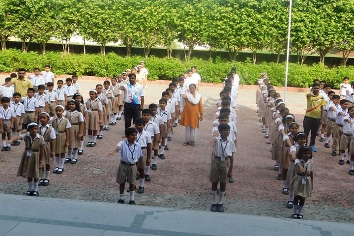 Renaissance School-Assembly