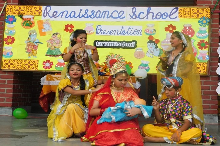Renaissance School-Festival Celebration