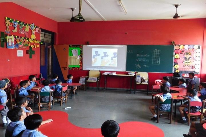 Renaissance School-Smart Classroom