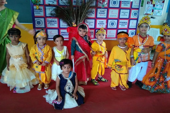 Rishikul International School-event1