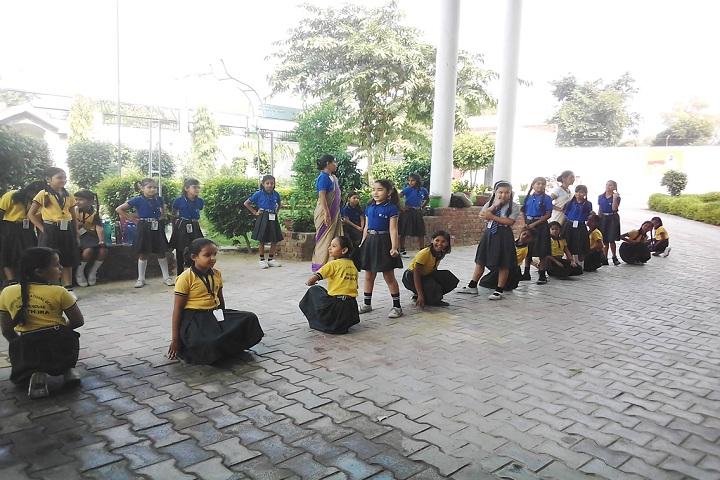 Rishikul International School-sports