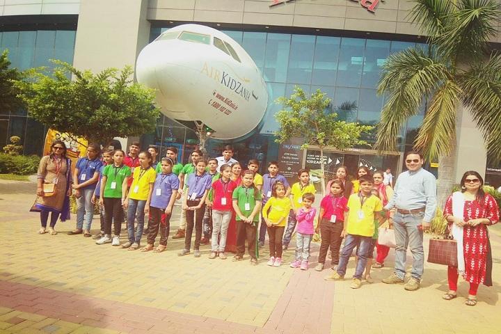 Rishikul International School-trip