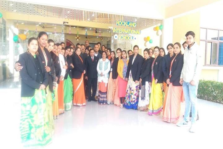 Rockland International School- faculty