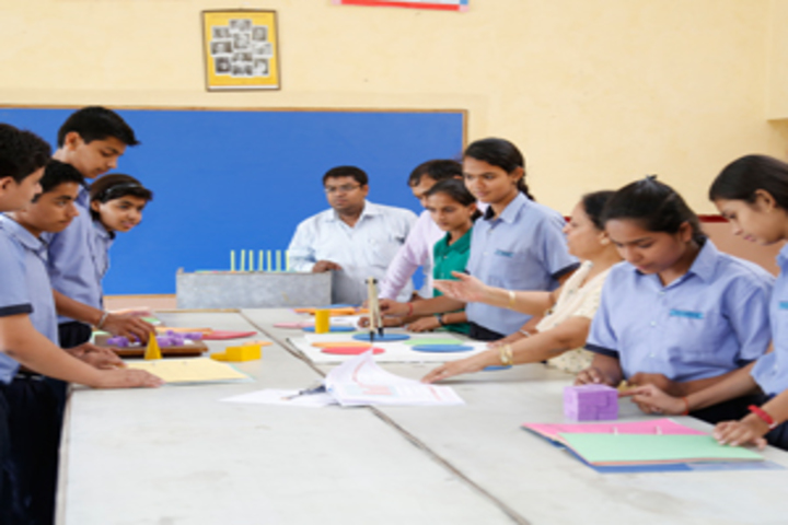 Rockwood Senior Secondary School-Maths lab
