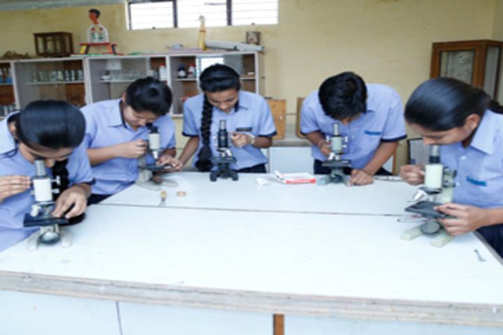 Rockwood Senior Secondary School-Lab