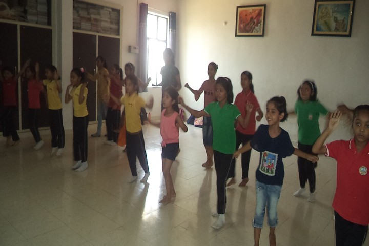 Romex International School- dance