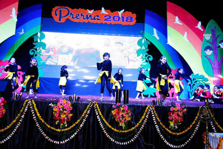 Romex International School- fest