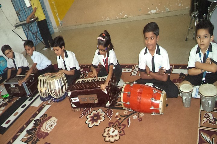 Romex International School- music