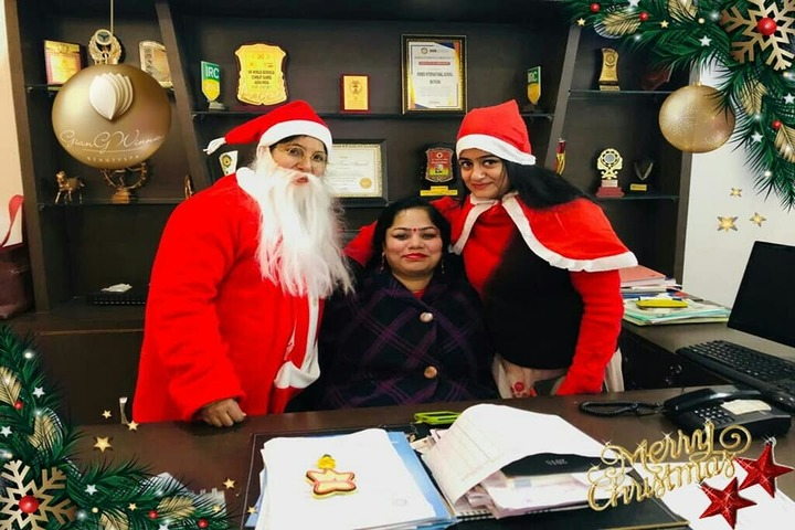 Romex International School-christmas