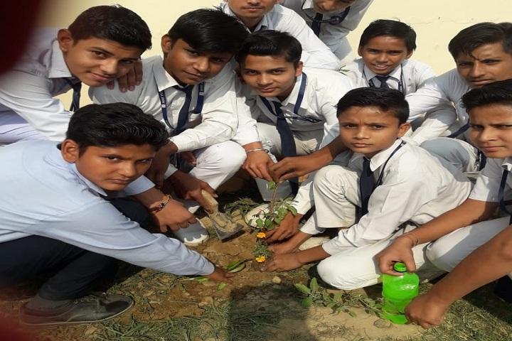 Rose Valley Public School-Planting