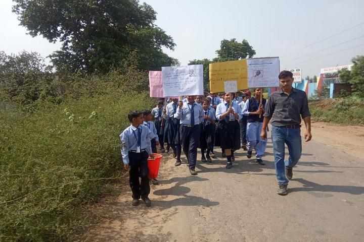 Rose Valley Public School-Swatcha bharat