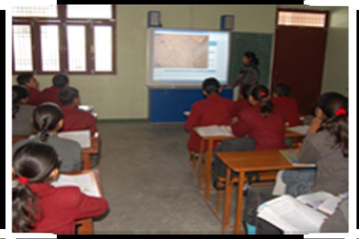 Rosy Public School- smart class